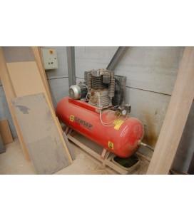Compresor Gemser de 10 hp de tornillo