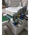 Maquinas barnizado y secado utravioleta